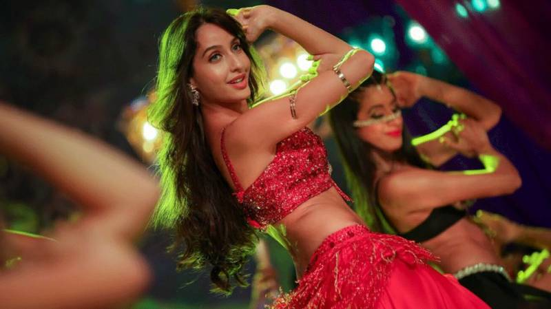 When Nora Fatehi broke the internet with her famous dance video