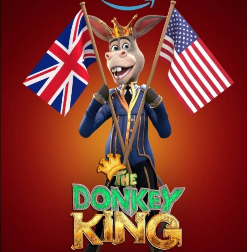 The Donkey King English version releases in US & UK