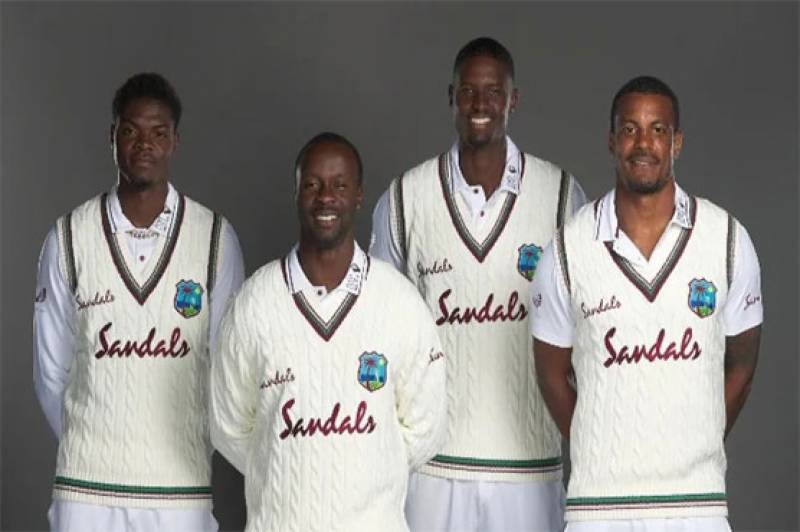 West Indies unleash latest 'Fab Four' in England