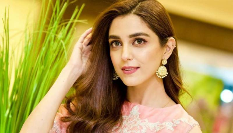 Maya Ali shares new photos of her mother's birthday