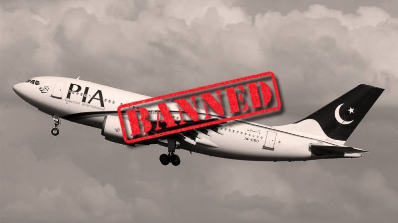 US bans PIA flights 'over safety concerns'