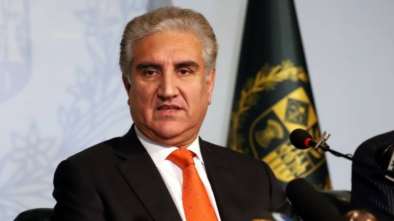 FM Qureshi rejects death rumours