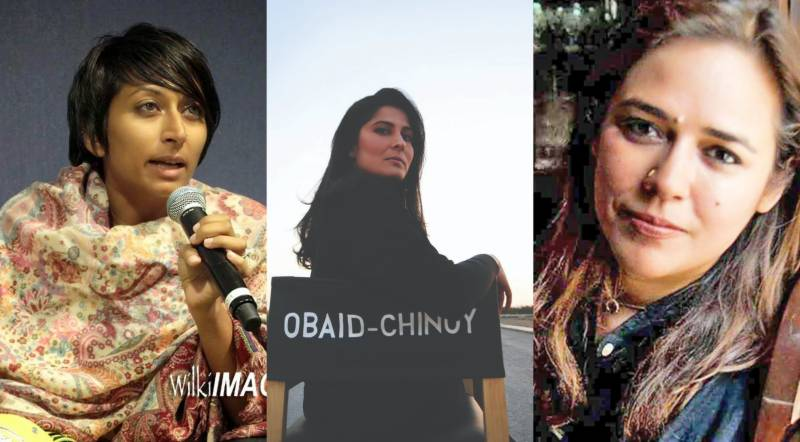 Pakistani female filmmakers who carved a niche for themselves