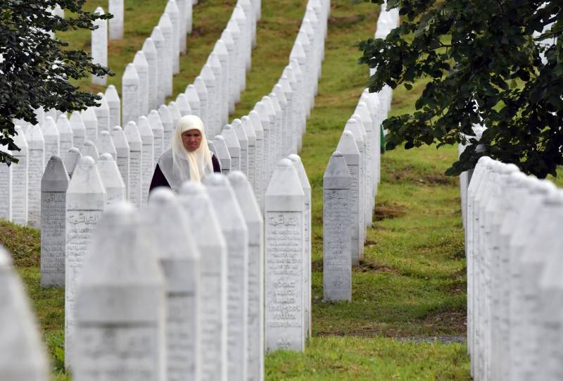 Srebrenica Muslim widows agonise over the dead and missing, 25 years later