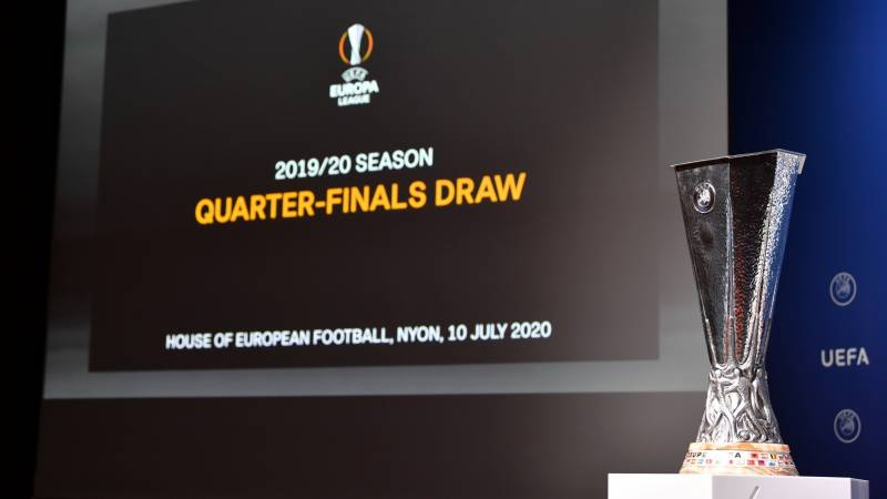 Europa League draw leaves open potential Man Utd-Wolves semi-final