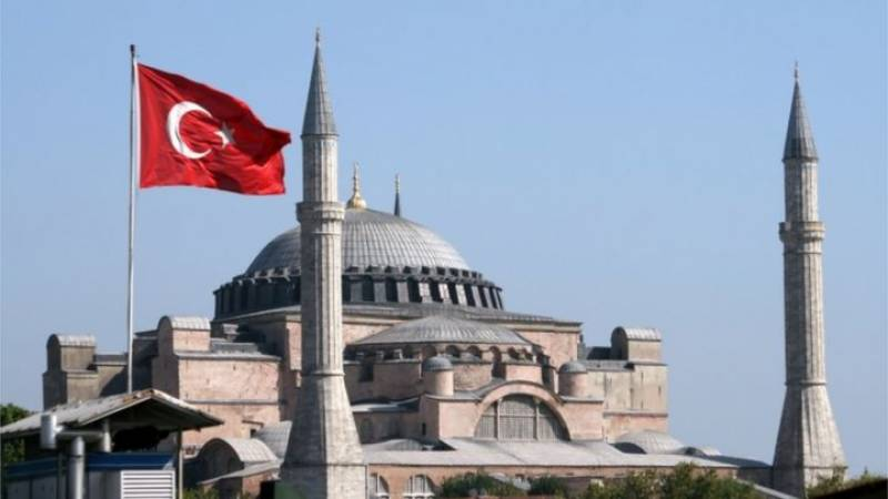 Five things to know about the Hagia Sophia