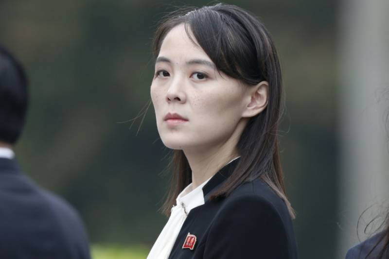 Kim's sister says no need for another US-Korea summit