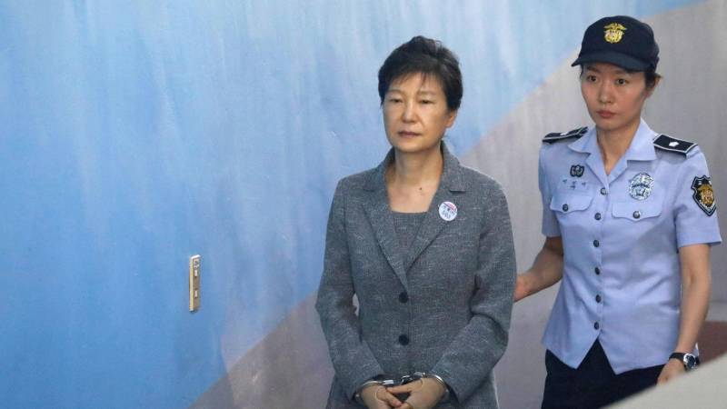 South Korea court slashes ex-president's jail term by 10 years