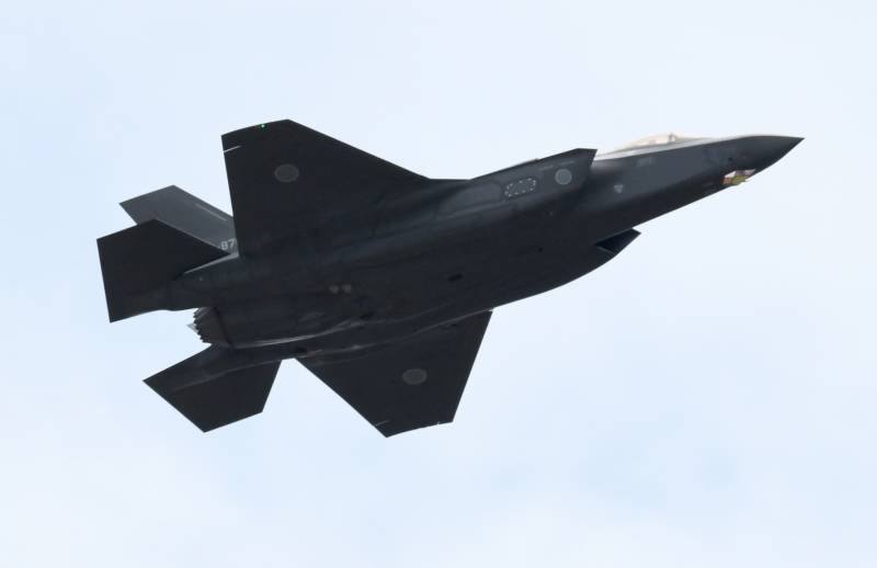 US approves sale of 105 F-35 stealth fighters to Japan