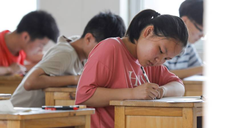 Identity theft scandal in China university exam ignites fury