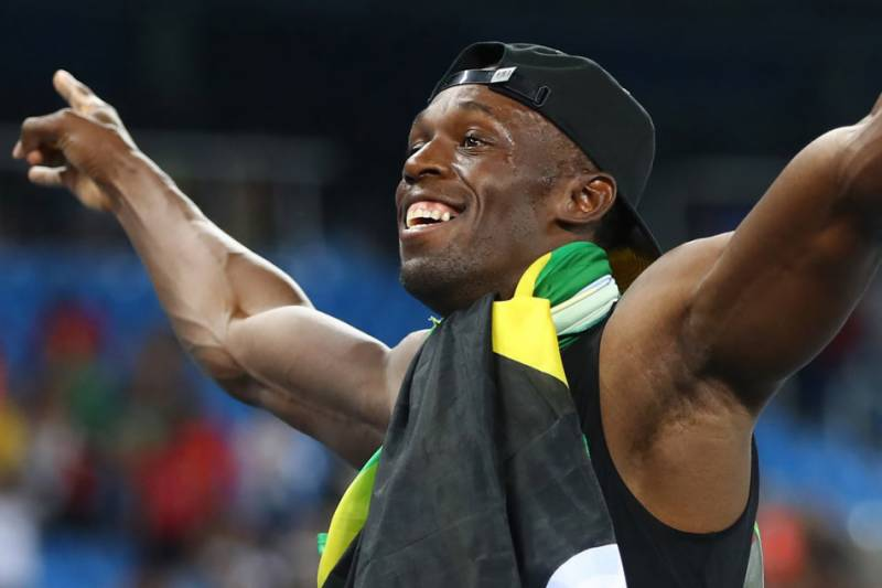 Bolt says open to comeback -- if coach asks