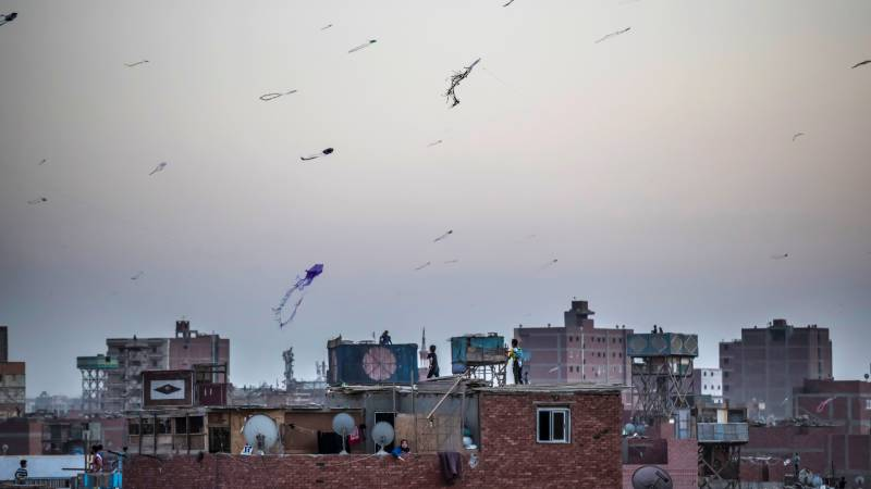 Egypt grounds kites for 'safety', 'national security'