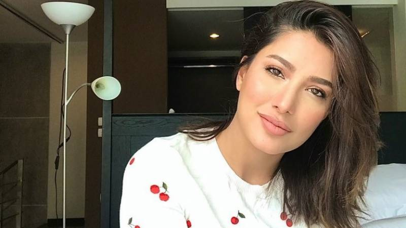 Mehwish Hayat comes up with a new video message