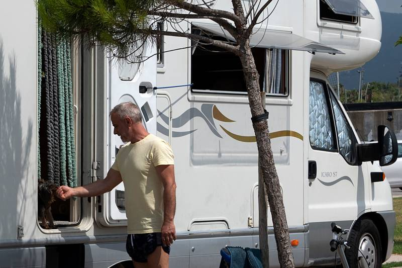 Motorhomes come of age as Europe relaxes lockdowns