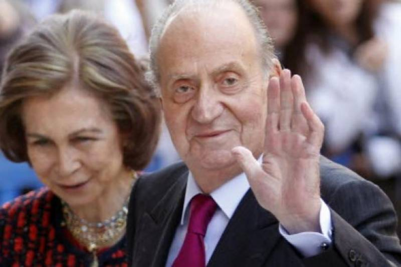 The fall from grace of former Spanish king Juan Carlos