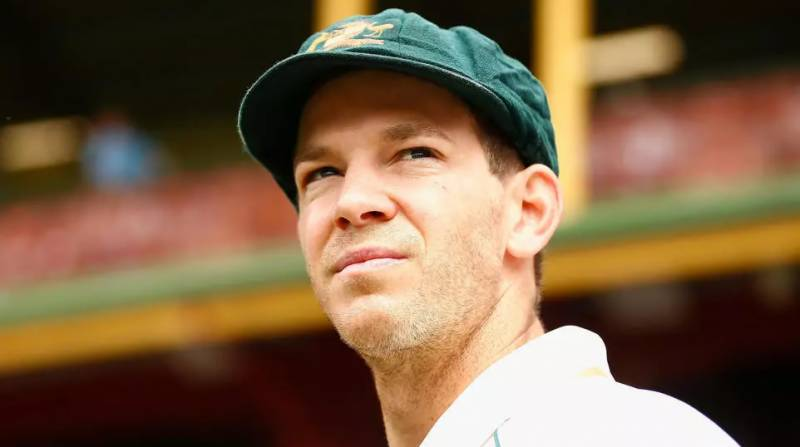 Crying on the couch: Aussie skipper Paine's mental demons