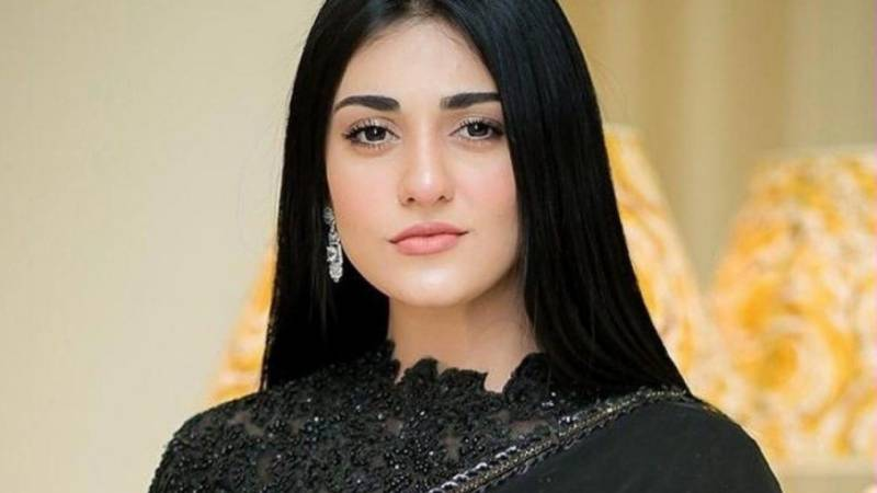 Lovely Sarah Khan says her mother is her inspiration