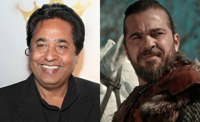 Didn't find anything interesting in Ertugrul: Syed Noor