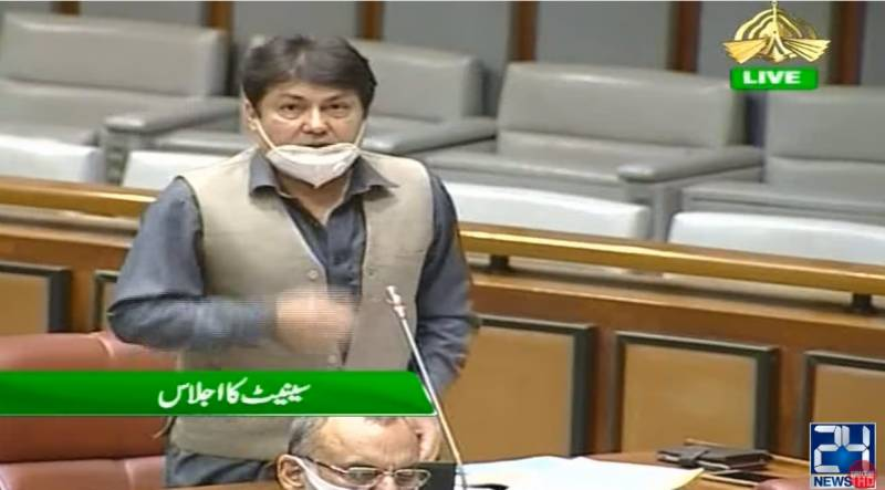 Senate rejects move to reduce NFC Award share of provinces