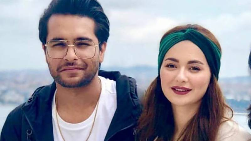 Hania Amir gives shut-up call to Internet trolls