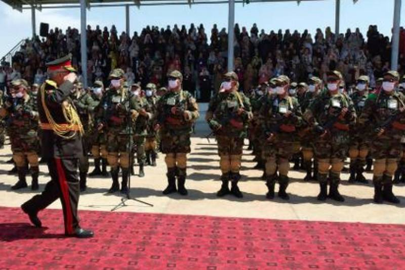 Afghan warlord Dostum awarded rank of marshal in Jawzjan ceremony