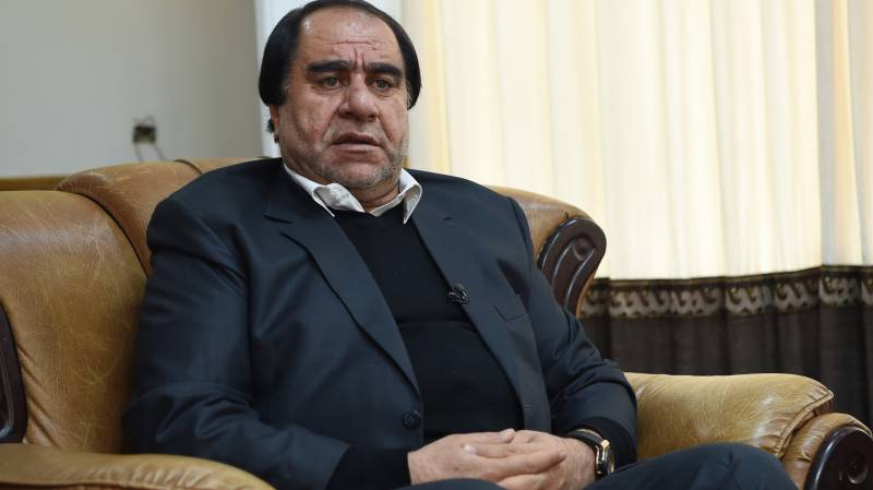 Calls to arrest ex-Afghan football boss as sex-abuse life ban upheld