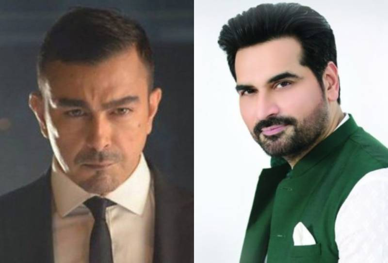 Pakistani film titans clash over a packet of chips