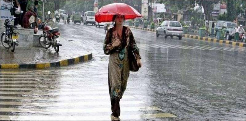Widespread rain makes weather pleasant across country