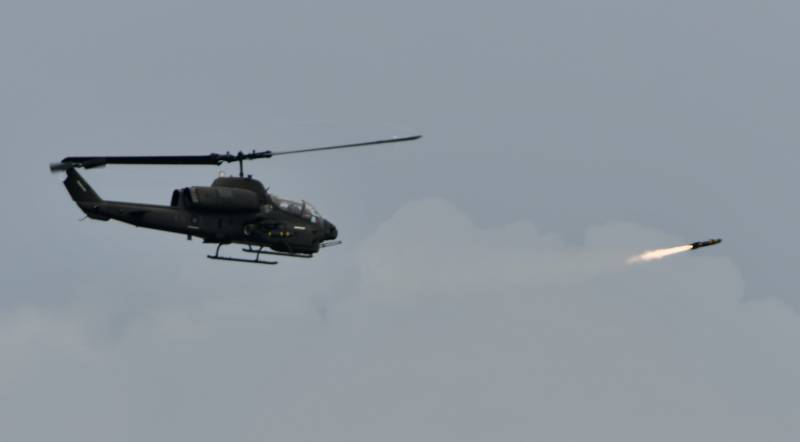 Two Taiwan helicopter crew members killed in China 'invasion' drill