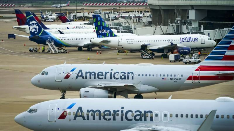American Airlines, JetBlue to share routes