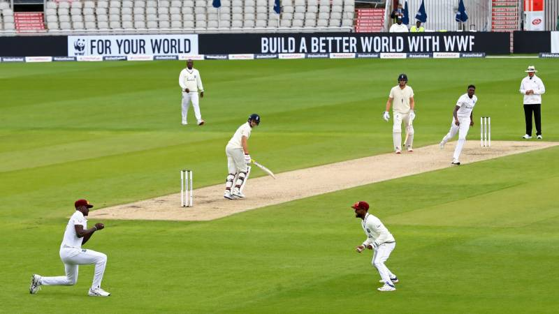 Sibley leads England recovery in second West Indies Test