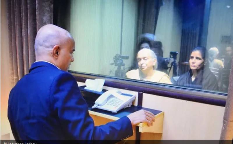 India wants walk-in-the-park meeting with Kulbhushan Jadhav