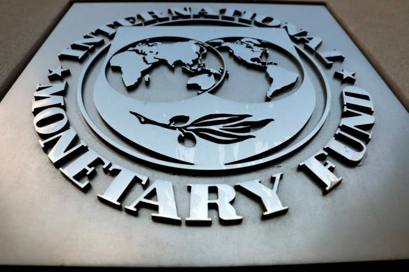 IMF chief warns global economy 'not out of the woods yet'