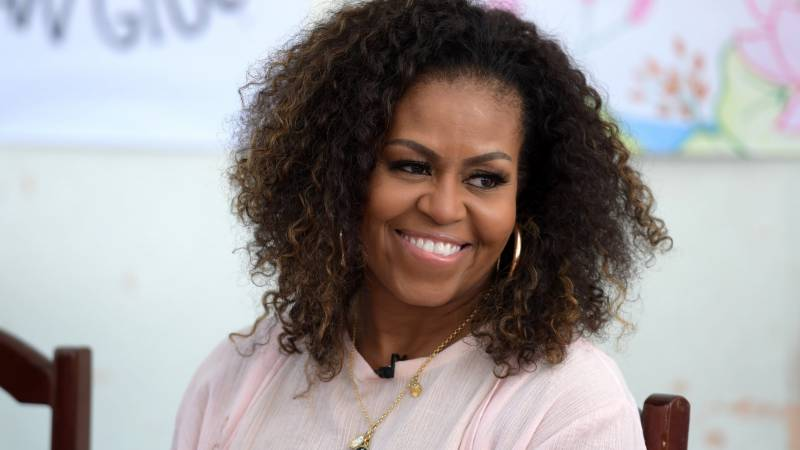 Michelle Obama to debut podcast on Spotify