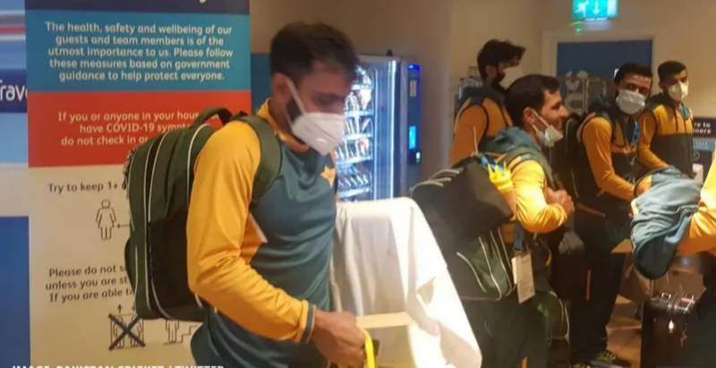 Pakistan team made to stay in 3-star hotels on England tour; food served on floors