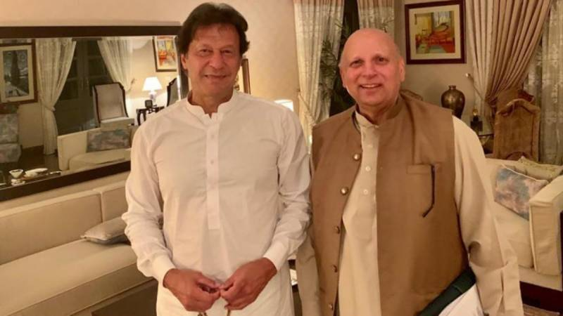 PM, Governor Sarwar discuss governance, law and order in Punjab