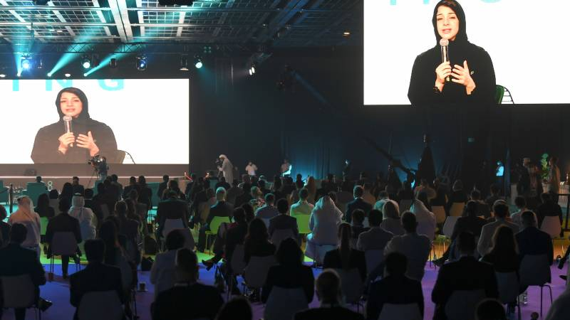 Dubai holds first 'real life' conference after shutdown