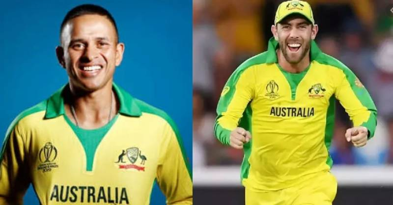 Usman Khawaja, Maxwell recalled for England tour