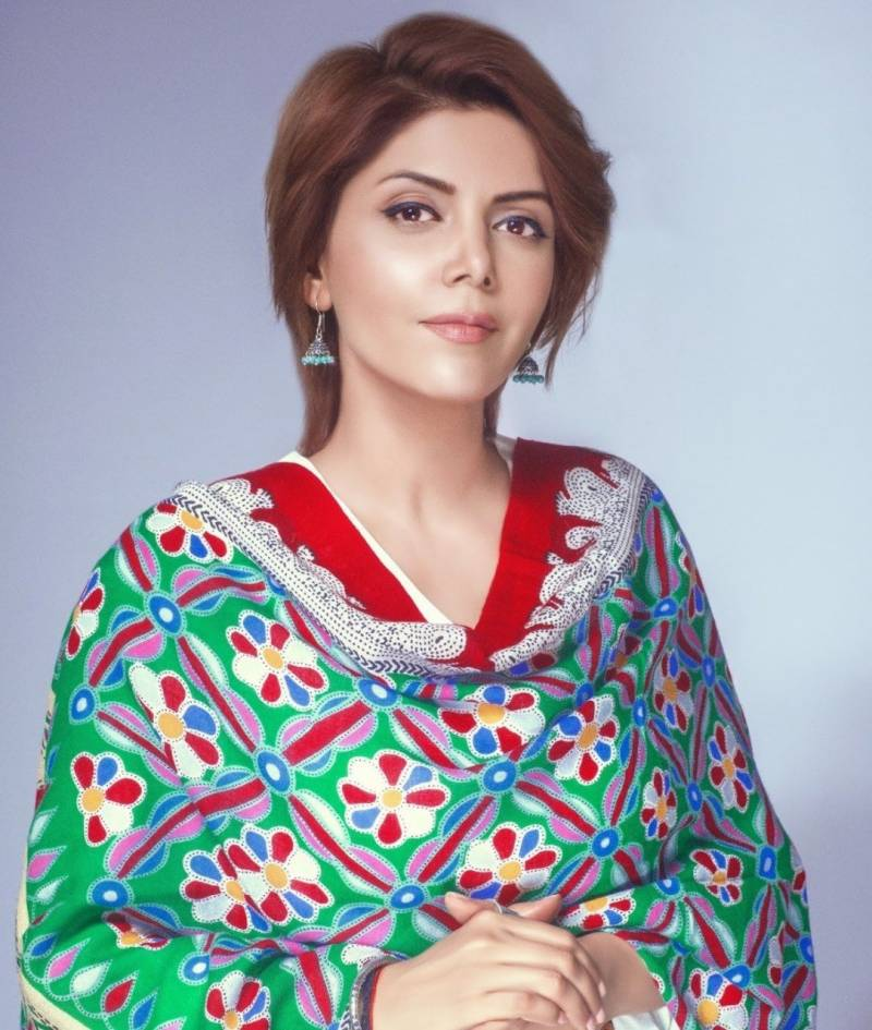 Hadiqa Kiani's tribute-song to Kashmir removed from YouTube