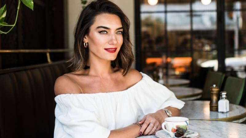 Former Miss Turkey and Ertugrul actress puts her wardrobe on sale