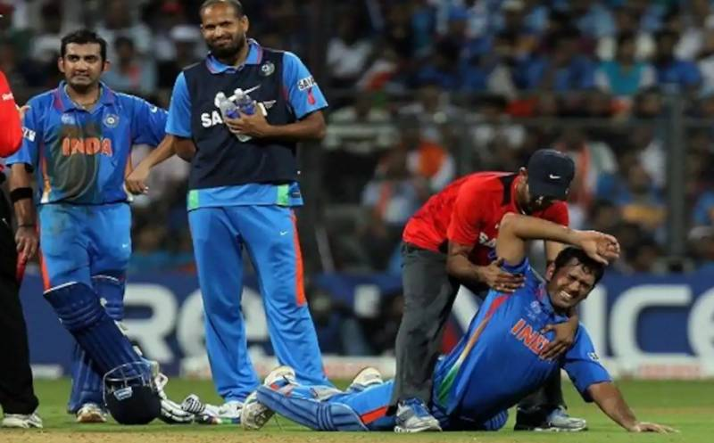 Cricketers at greater risk of lower back pain due to longer breaks