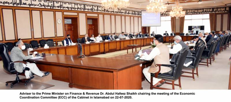 ECC approves mark-up subsidy for Naya Pakistan Housing Authority