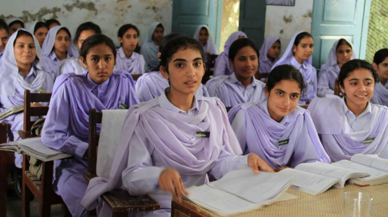 KP matric exam results announced