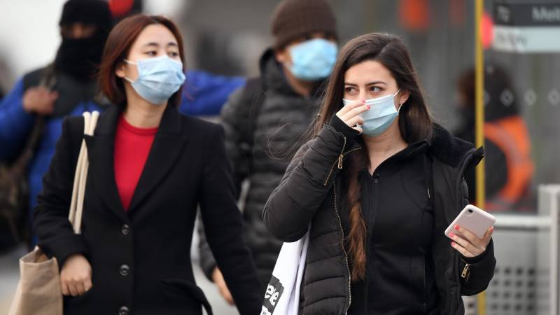 Melbourne orders compulsory masks as Australia battles coronavirus