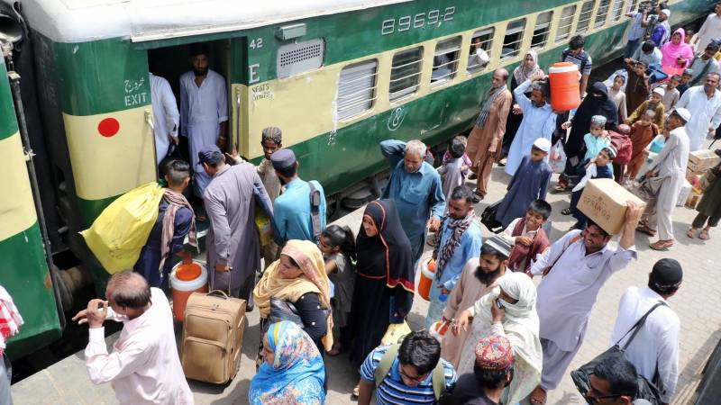 Pakistan Railways to operate three special trains on Eid-ul-Azha