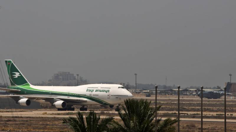 Iraq airspace reopens after months of virus lockdown