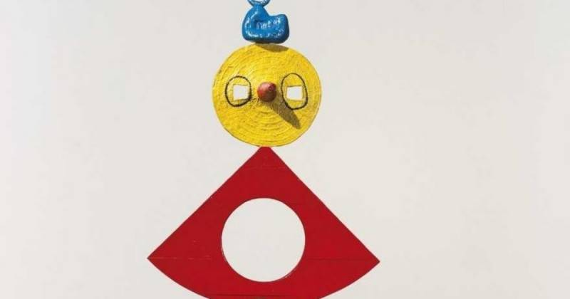 Miro sculpture expected to sell for nearly $7 million