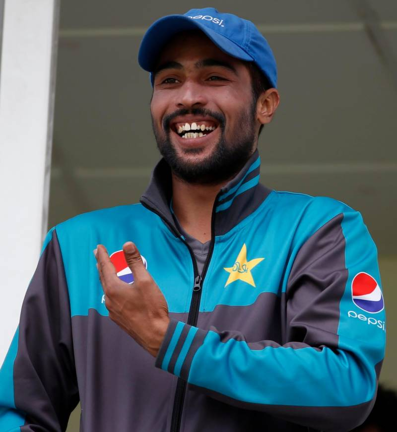 Mohammad Amir's Covid-19 test comes negative