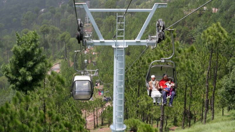 Tourists ordered to leave Galiyat in 24 hours