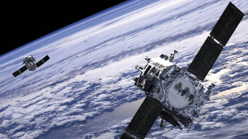 US accuses Russia of firing anti-satellite weapon in space